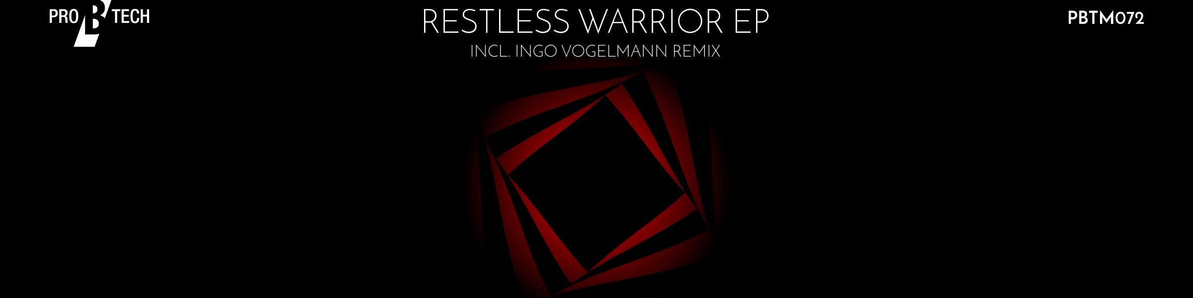 Bagabond - Restless Warrior EP